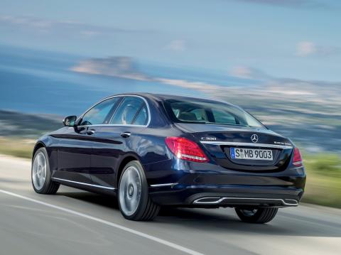 Mercedes-Benz, C-klasse, nieuw